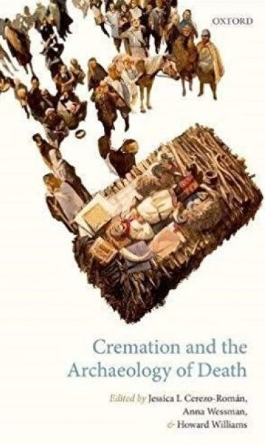 3 cremation and the archaeology of death book cover